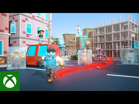 Roblox: Freeze Tag Trailer