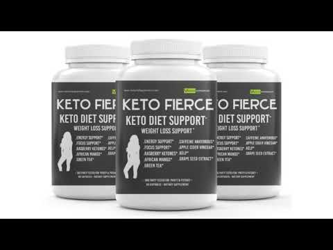 KETO FIERCE – Keto Weight Loss Supplements 2