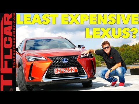 2019 Lexus UX Review: There are the Top 10 Things You Need To Know!