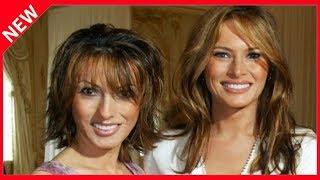 ?  Melania Trump et sa sœur Ines au coeur d'une magouille? Ce mystère irrésolu