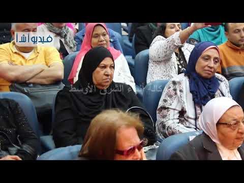 بالفيديو :علي حسن متحدثا بالإحتفال بالأم المثالية ف أ ش أ