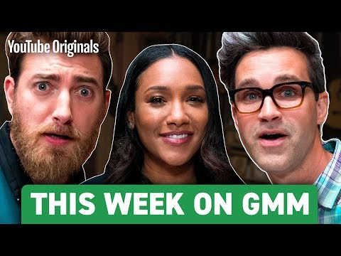 Candice Patton   This Week On GMM