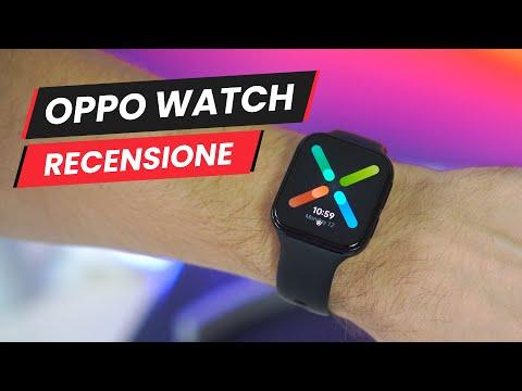 Recensione Oppo Watch: l'Apple Watc …
