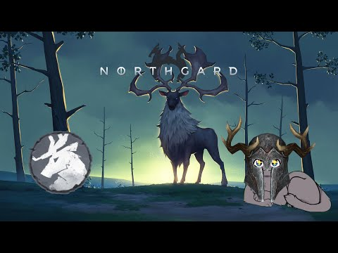 Cat plays Northgard! Stag Clan