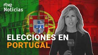PORTUGAL: las ELECCIONES PRESIDENCIALES no se frenan por el CONFINAMIENTO | RTVE Noticias