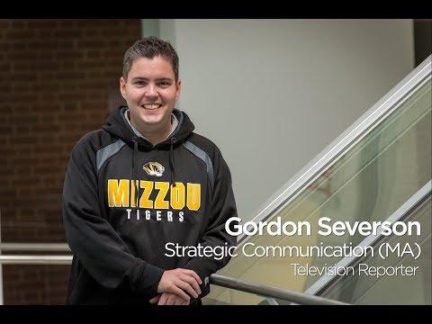 Gordon Severson (Current Student)
