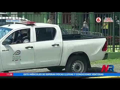 Repatrían a cinco ticos que cumplían penas por droga en Panamá