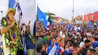 Bolivia | Andrónico Rodríguez en Santa Cruz Satélite Norte Warnes - Elecciones 2020