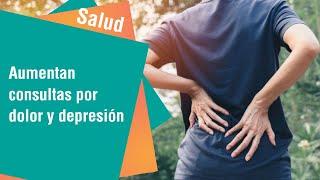 Aumentan consultas por dolor y depresión | Salud