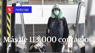 Casos de coronavirus en Colombia julio 4: más de 113.000 contagios oficiales | Semana Noticias
