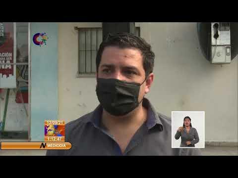 Cuba: Entregan Premio del Barrio a Humberto López Suárez