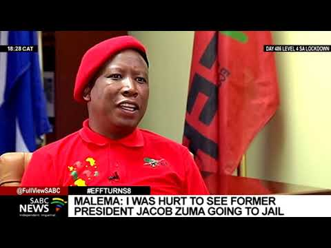 In conversation with EFF leader Julius Malema ahead of 8th anniversary celebrations: Part 2