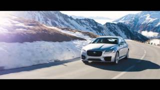 All-New Jaguar XF | Diesel All-Wheel Drive