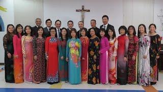 Thánh Ca và Đời Sống - Mừng Phục Sinh 2017 - Các ca đoàn thuộc Tổng Giáo Phận Los Angeles -