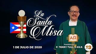 Santa Misa de Hoy, Miércoles, 1 de Julio de 2020