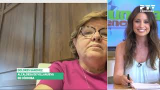 Entrevista a Dolores Sánchez, alcaldesa de Villanueva