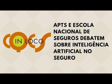 Imagem post: APTS e Escola Nacional de Seguros debatem sobre Inteligência Artificial no Seguro