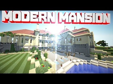Download youtube to mp3 minecraft pe modern house world for Modern house mcpe 0 14 0