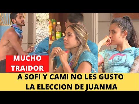 CAMI Y SOFI TRAICIONADAS POR JUANMA - Avance Desafio The Box Capitulo 56