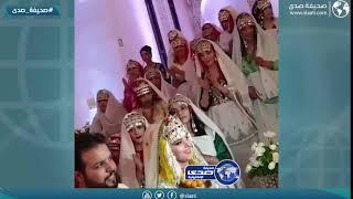 زفة مغربية لعروس على الرايق