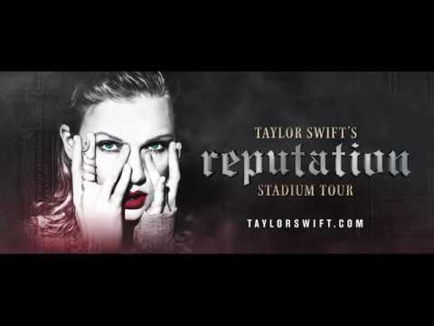 connectYoutube - Taylor Swift's reputation Stadium Tour - Trailer