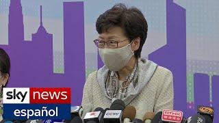 China Acusa A GB De Entrometerse En Sus Asuntos Internos Al Ofrecer Ciudadanía A HK
