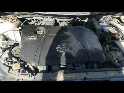 Mazda 5 2008 m dalys