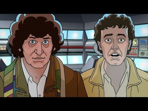 An Abandoned Classic Animated! - Shada Teaser - Doctor Who