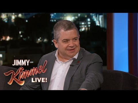 connectYoutube - Patton Oswalt on New Comedy Special