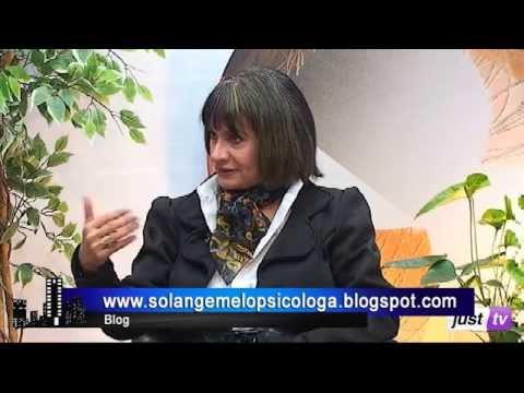 Solange Melo fala como tratar doenças da emoção - Maria Paiva Entrevista - JustTV - 29/10/13