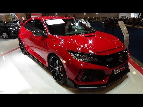 2018 Honda Civic Type R - Exterior and Interior - Auto Show Brussels 2018