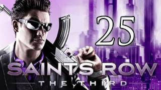 Saints Row 3 the Third Walkthrough - Part 25 Learning Computer Let's Play (Gameplay/Commentary)
