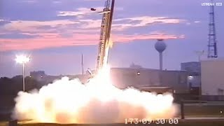 RockOn/RockSat C payload successfully launched