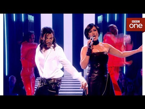 Belinda Davids as Whitney Houston ft 'Michael Jackson' - Even Better Than the Real Thing - BBC One