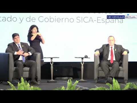 Presidente de Guatemala Alejandro Giammattei pide a Ortega Liberar a presos políticos en SICA