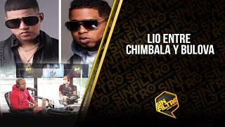 Bulova y Chimbala se dicen de todo!!!