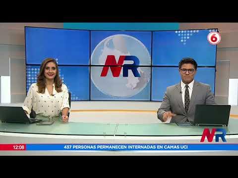 Noticias Repretel mediodía: Programa 26 de Agosto del 2021