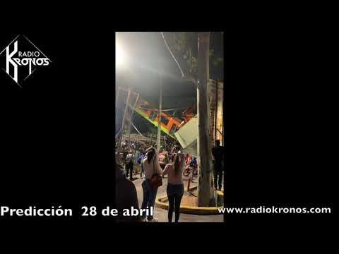 Predicción Cumplida: Derrumbe del metro de Ciudad de Mexico