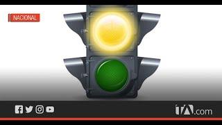 Cantones de Pichincha se preparan para cambiar de semáforo rojo a amarillo