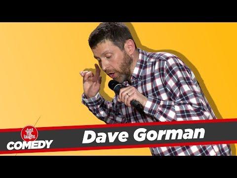 Dave Gorman's Las Vegas Fail