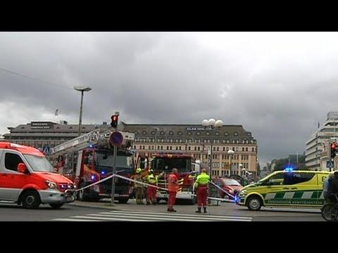 2 dead in Finland stabbing attack