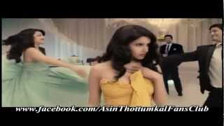 Beautiful Asin and Kajal New Lux Ads