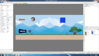 Physics Puzzle Game Development w/ Construct 2 - Tutorial 3 - Meatball Physics