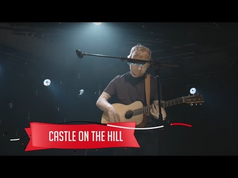 connectYoutube - Ed Sheeran - Castle on the Hill (Live on the Honda Stage at the iHeartRadio Theater NY)