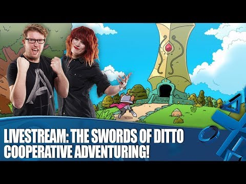 The Swords of Ditto - Co-op Adventuring!