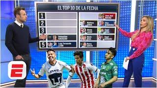Los destacados de la Jornada 1 de la Liga MX 2020: JJ Macías y Ángel Mena ya lucen en México