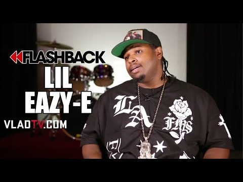 connectYoutube - Flashback: Lil Eazy E on Seeing Suge in Jail & Meeting Up to Talk About His Dad