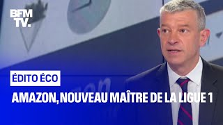 Amazon, nouveau maître de la Ligue 1
