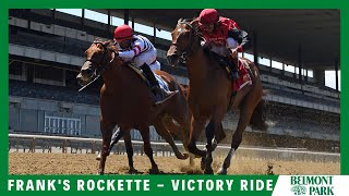 Frank's Rockette - 2020 - The Victory Ride
