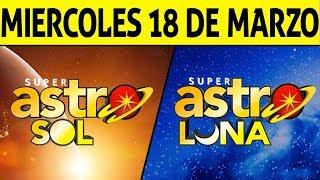 Resultado de ASTRO SOL y ASTRO LUNA del Miércoles 18 de Marzo de 2020 | SUPER ASTRO ????????????